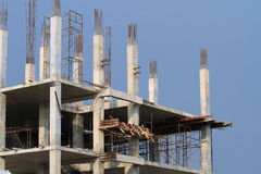 Construction building Royalty Free Stock Images