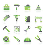 Construction and building Icons vector illustration