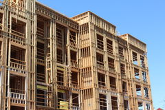 Construction Building Shell Royalty Free Stock Image