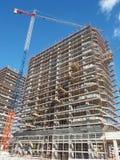 Construction building Stock Photos