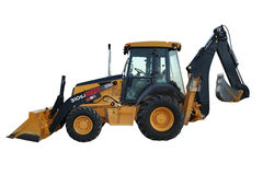 Construction Bulldozer Stock Photography