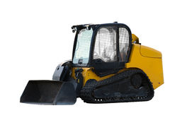 Construction Bulldozer Tractor Excavator Royalty Free Stock Photo