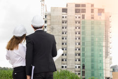 Construction business working Stock Photos