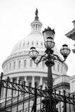 Construction capitale, Washington DC Images libres de droits