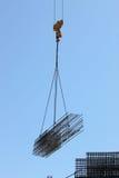 Construction centrale commerciale Photographie stock libre de droits