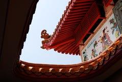 Construction chinoise Images libres de droits