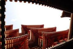 Construction chinoise Photographie stock libre de droits