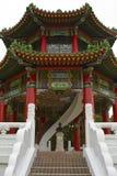 Construction chinoise de temple Image stock