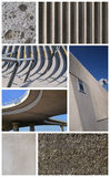 Construction collage Royalty Free Stock Photography