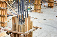 Construction Column Stock Images