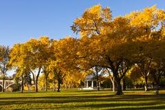 Construction commémorative à Saskatoon, Canada images libres de droits