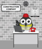Construction Company Stock Image