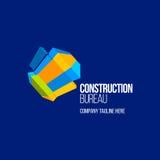 Construction company Stock Photo