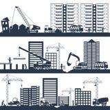 Construction Composition Black Stock Photos