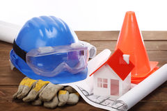 Construction concept Royalty Free Stock Photography