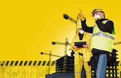Construction Concept Stock Image