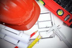 Construction concept Stock Images