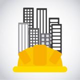 Construction concept. Design, vector illustration eps10 graphic Royalty Free Stock Photo