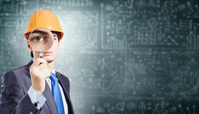 Construction concept Royalty Free Stock Image