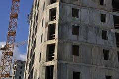 Construction. Concrete structures. Stock Photos