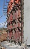 Construction concrete wall Stock Photos