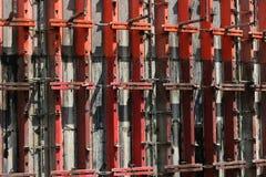 Construction concrete wall 2 Stock Photos