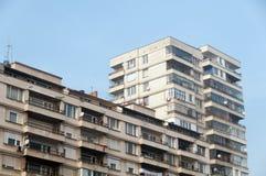 Construction/condominium/hôtel/bureau Image stock