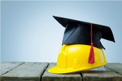 Construction. Education academic apprentice apprenticeship black business stock photos