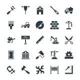 Construction Cool Vector Icons 1 Royalty Free Stock Photo