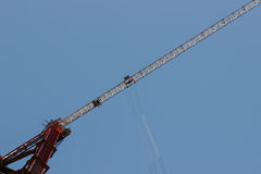 Construction,crane, Royalty Free Stock Image