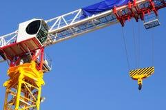 Construction crane. Stock Photos