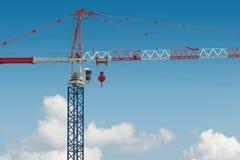 Construction crane Stock Photos