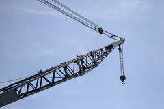 Construction Crane Boom Stock Images