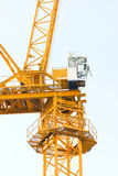 Construction Crane. Stock Photography