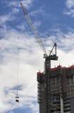 Construction crane. Gold Coast Australia Stock Photo