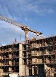 Construction Cranes Stock Photos
