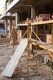 Construction crisis, spain stock photos
