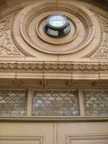 Construction décorative Image libre de droits