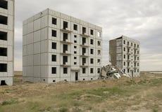 Construction détruite Images libres de droits
