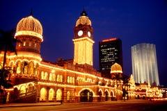 Construction d'Abdul Samad de sultan Image libre de droits