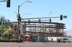 Construction d'arène Images stock