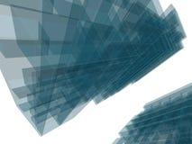 Construction d'architecture Photo libre de droits