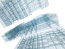 Construction d'architecture Images stock