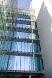 Construction d'hublot   Photo stock