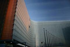 Construction d'UE photographie stock libre de droits