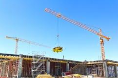 Construction de bâtiments