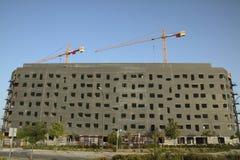 Construction de bâtiments Image stock