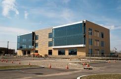 Construction de bâtiments neuve Photo stock