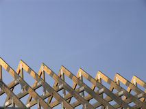 Construction de boîtier Image libre de droits