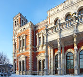 Construction de Bykovo de manoir Image libre de droits
